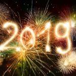 Adeus 2018. Feliz 2019!!!